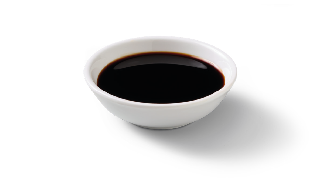 Scelta Inside Scelta taste accelerator liquid in a bowl